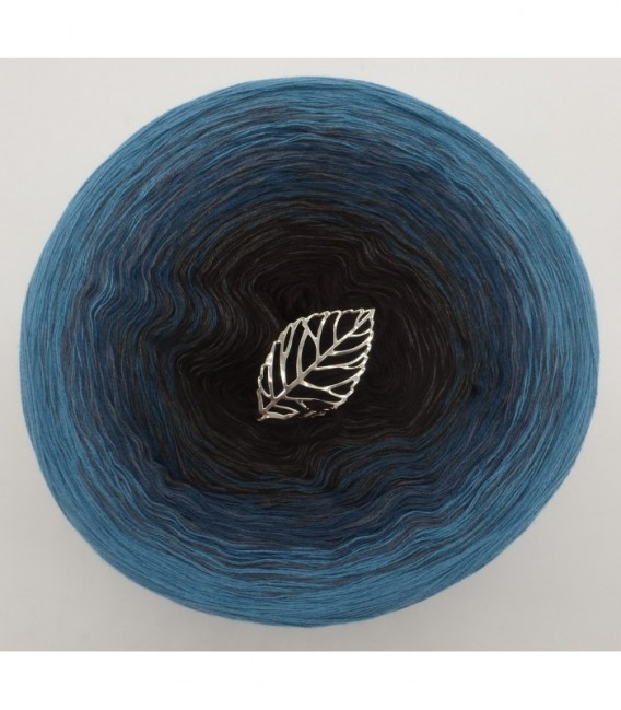 Blauer Planet (Blue planet) - 4 ply gradient yarn - image 8