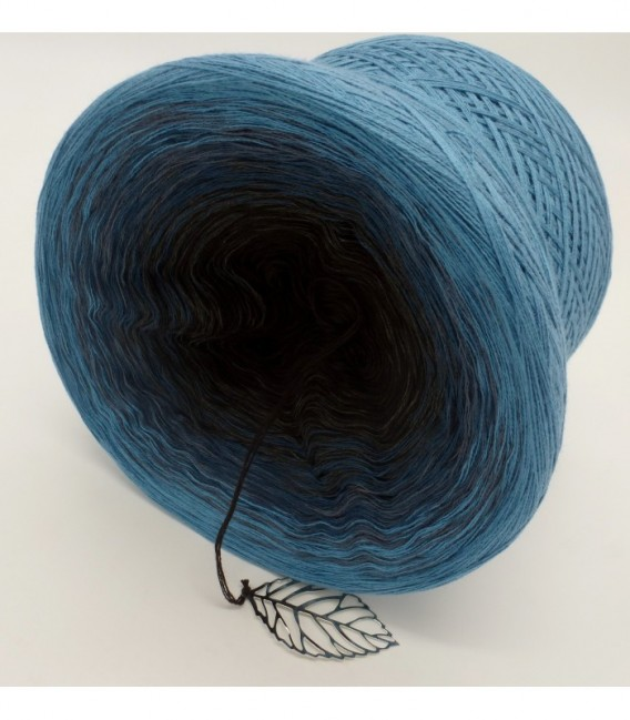 Blauer Planet (Blue planet) - 4 ply gradient yarn - image 10