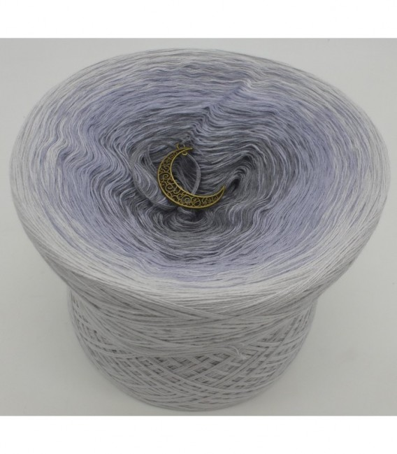 Silbermond (Silver Moon) - 4 ply gradient yarn - image 6