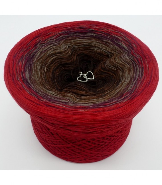 Flamenco - 4 ply gradient yarn - image 6