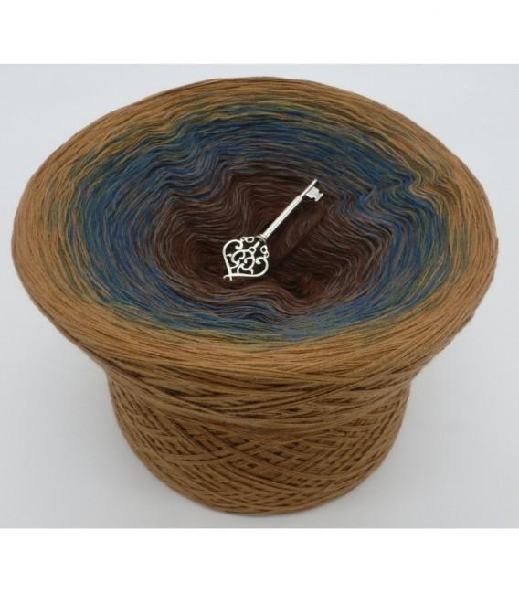Schatz des Pharao (Treasure of Pharaoh) - 4 ply gradient yarn - image 6