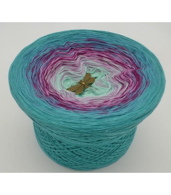 Kletterrosen (Плетистые розы) - 4 нитевидные градиента пряжи - Фото 6