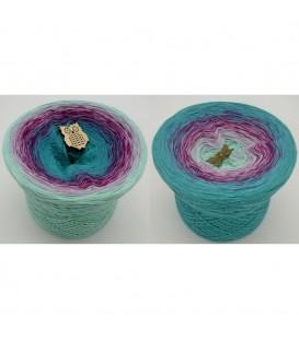 Kletterrosen - 4 ply gradient yarn