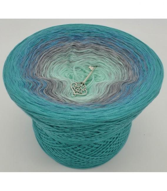 Ocean of Memories - 4 ply gradient yarn - image 7
