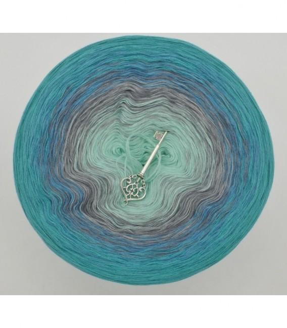 Ocean of Memories - 4 ply gradient yarn - image 8
