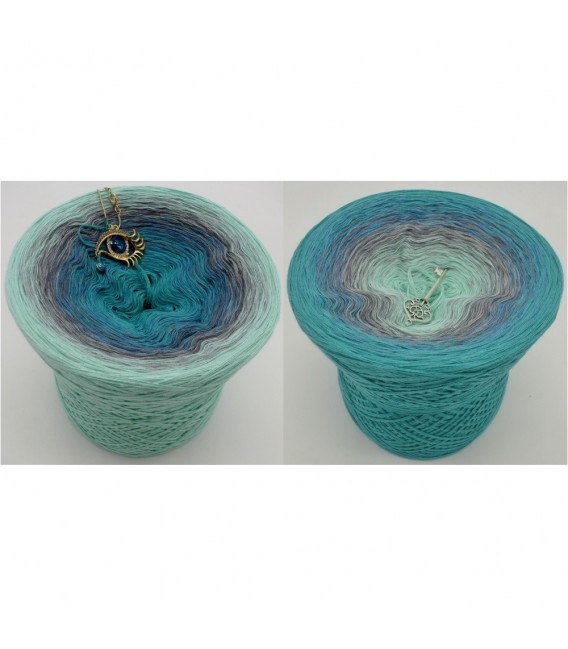 Ocean of Memories - 4 ply gradient yarn - image 1