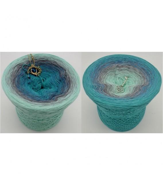 Ocean of Memories - 4 ply gradient yarn - image 1