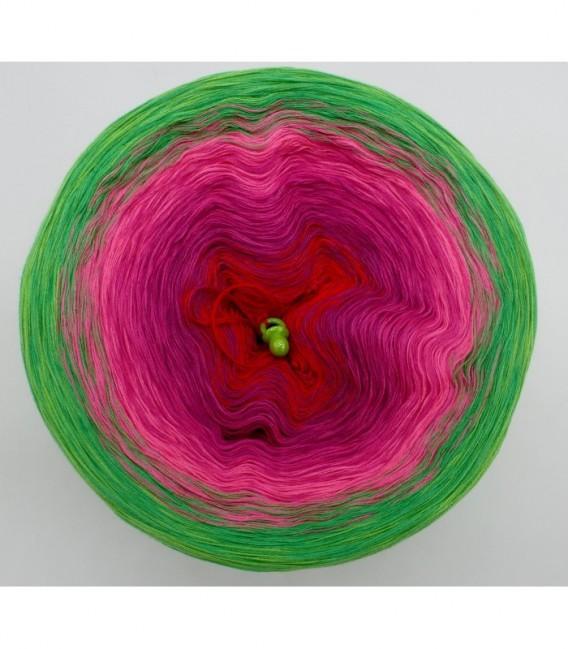 Lovely Roses - Farbverlaufsgarn 4-fädig - Bild 7
