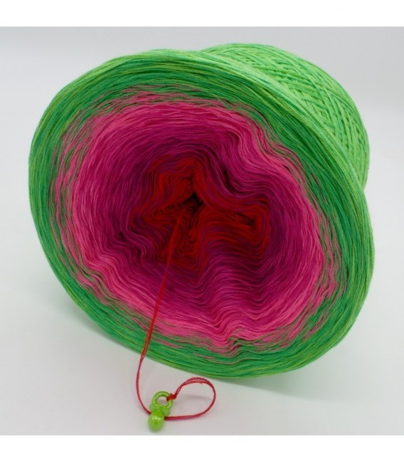 Lovely Roses - 4 ply gradient yarn - image 9