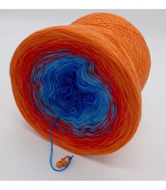 Harlekin (Harlequin) - 4 ply gradient yarn - image 9