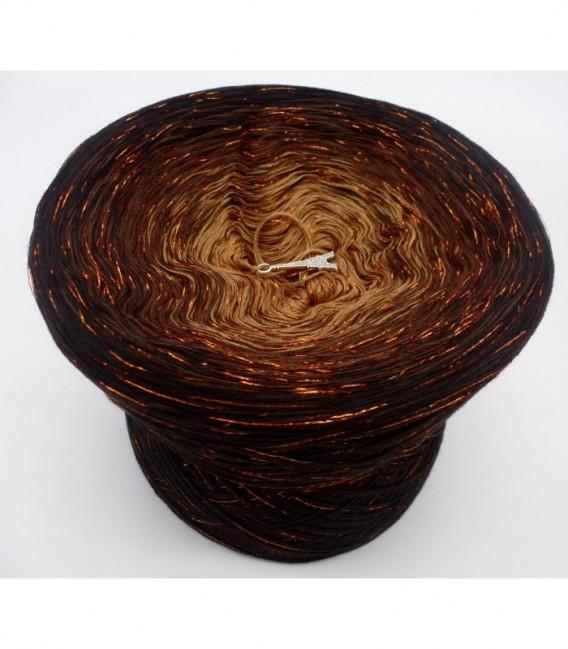 Schokokuss (chocolat Baiser) avec des paillettes - 4 fils de gradient filamenteux - photo 6