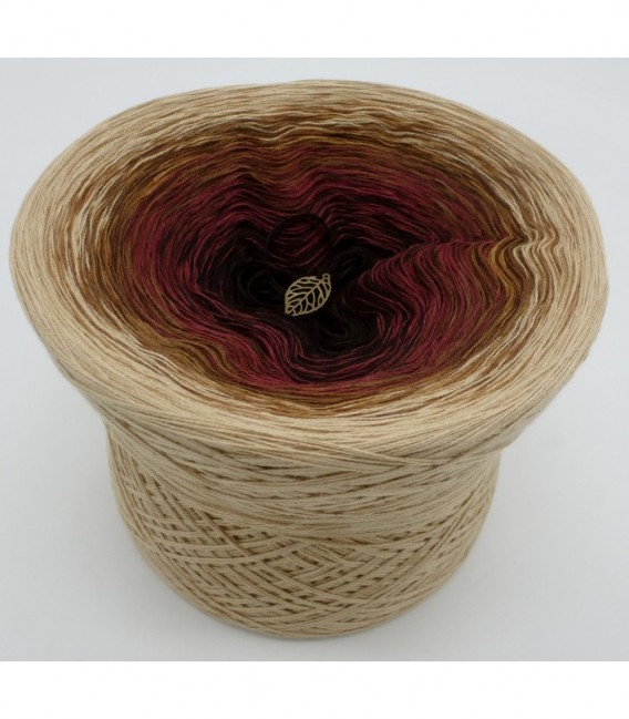 Mutter Erde (terre mère) - 4 fils de gradient filamenteux - photo 6