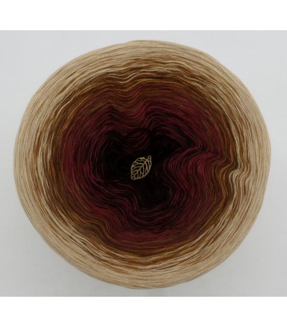 Mutter Erde (terre mère) - 4 fils de gradient filamenteux - photo 7