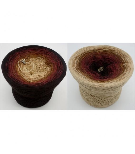 Mutter Erde (terre mère) - 4 fils de gradient filamenteux - photo 1