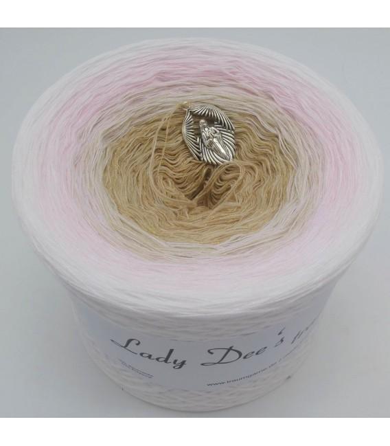 Winterrose - 4 ply gradient yarn - image 6