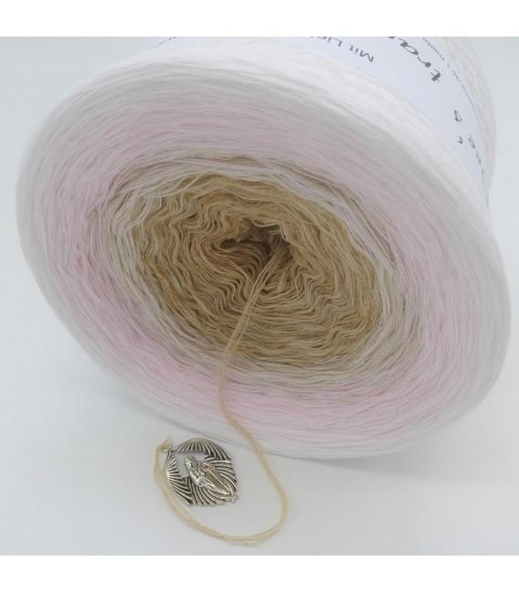 Winterrose - 4 ply gradient yarn - image 9