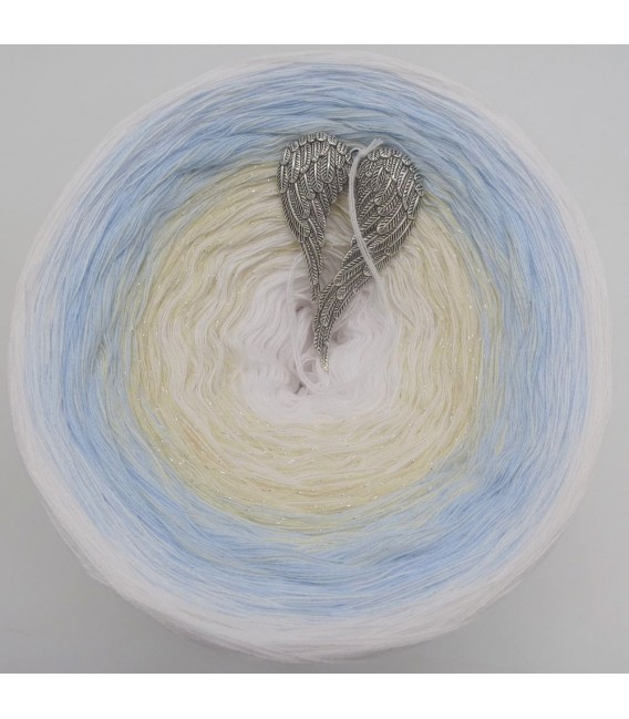 Schneekristall - 4 нитевидные градиента пряжи - Фото 2