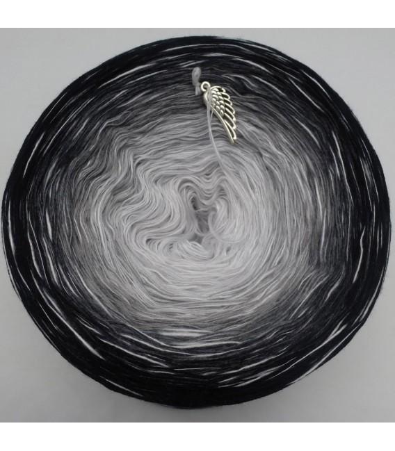 Black and White (Noir et blanc) - 4 fils de gradient filamenteux - Photo 3