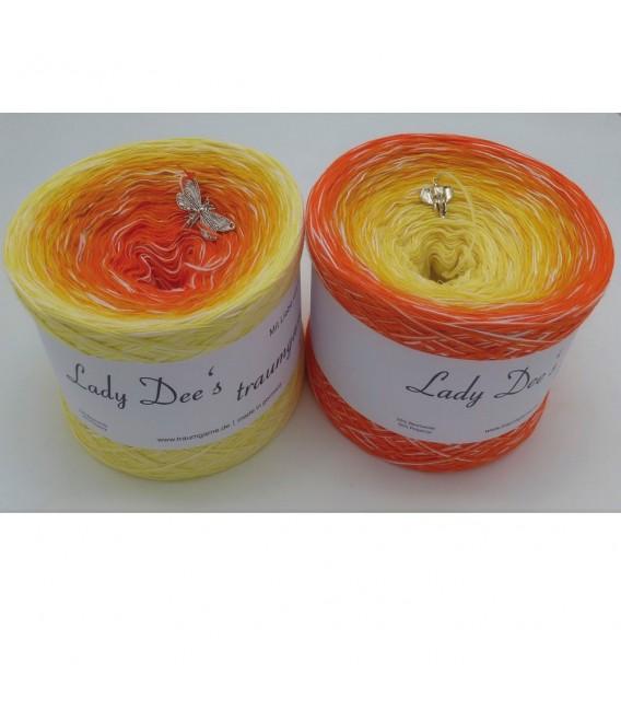 Sonnenschein (sunshine) - 4 ply gradient yarn - image 1