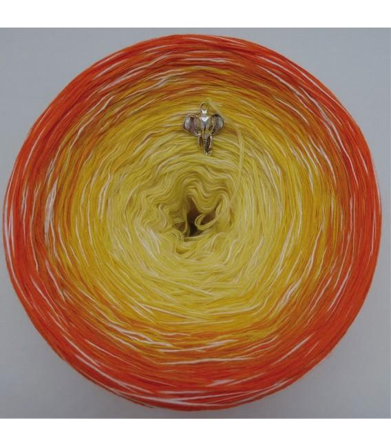 Sonnenschein - Farbverlaufsgarn 4-fädig - Bild 3