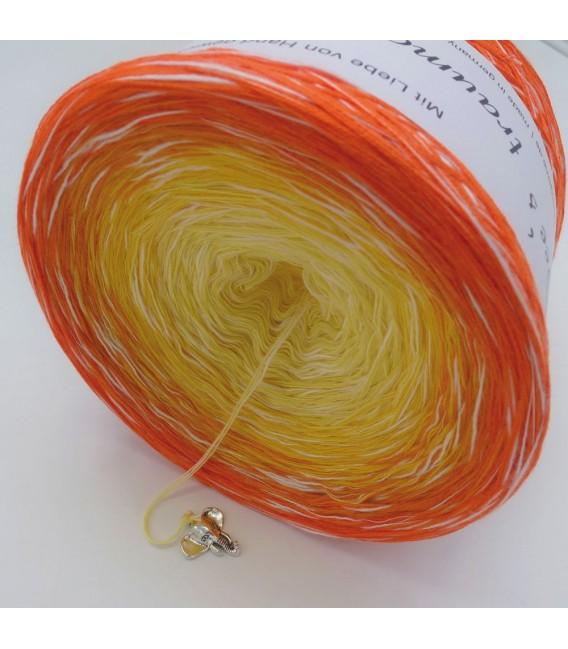 Sonnenschein - Farbverlaufsgarn 4-fädig - Bild 5