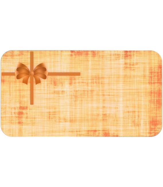 Geschenkgutschein - neutral - Variante 1