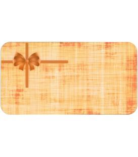 Certificat-cadeau - neutre - variante 1