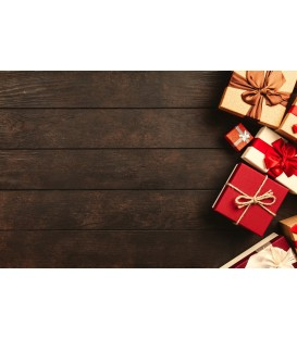 Подарочный сертификат - Рождество - Вариант 3