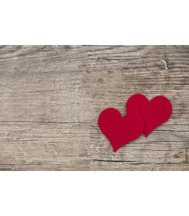 Подарочный сертификат - День святого Валентина - Вариант 1
