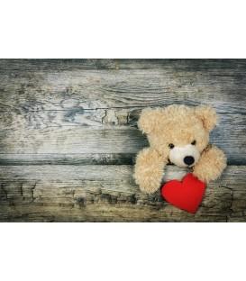 Подарочный сертификат - День святого Валентина - Вариант 2