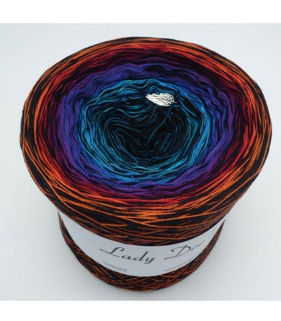 Märchenland (fairyland) - 4 ply gradient yarn - image 2