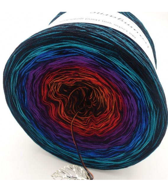 Märchenland (fairyland) - 4 ply gradient yarn - image 9