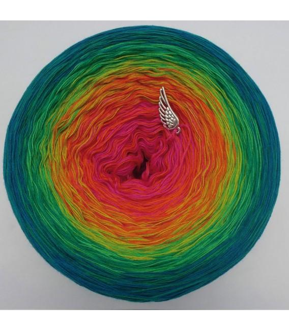 Märchen der Farben - Farbverlaufsgarn 4-fädig - Bild 3