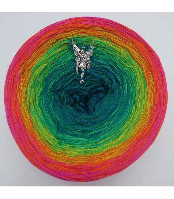 Märchen der Farben (Сказка цветов) - 4 нитевидные градиента пряжи - Фото 7