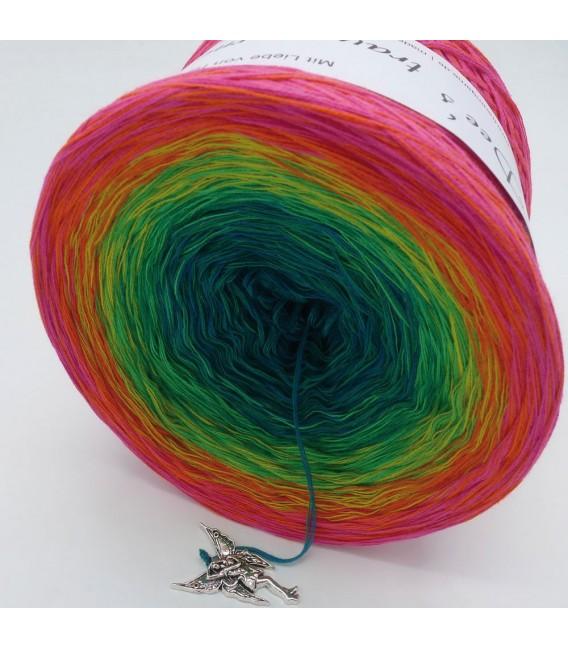 Märchen der Farben - Farbverlaufsgarn 4-fädig - Bild 9