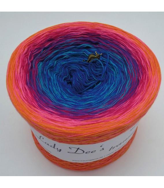 Märchen der Träume (Fairy tale of dreams) - 4 ply gradient yarn - image 6