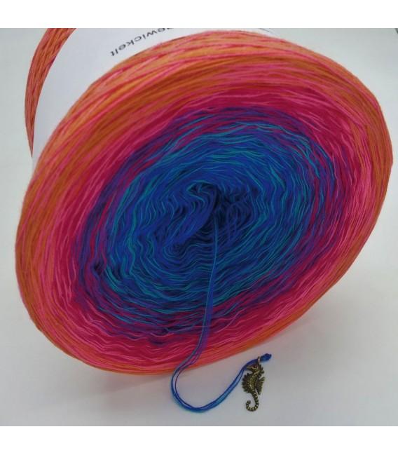 Märchen der Träume (Fairy tale of dreams) - 4 ply gradient yarn - image 8