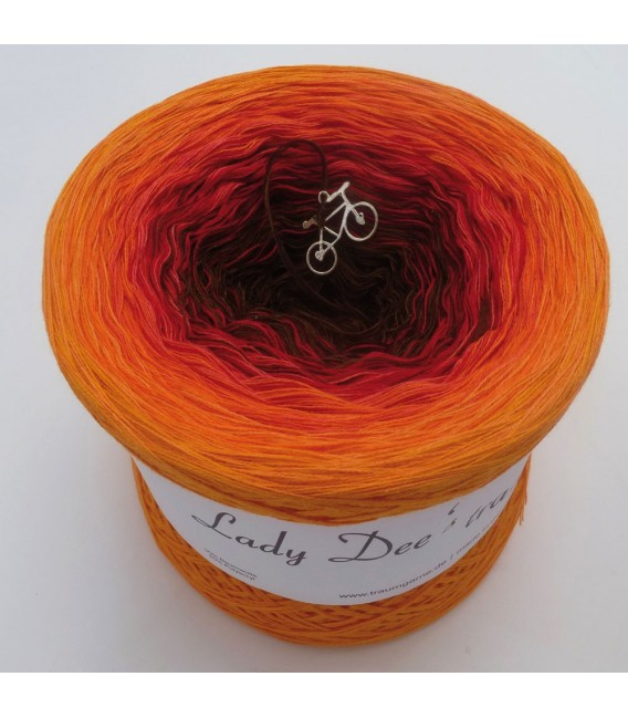 Märchen der Liebe (Fairy tale of love) - 4 ply gradient yarn - image 2