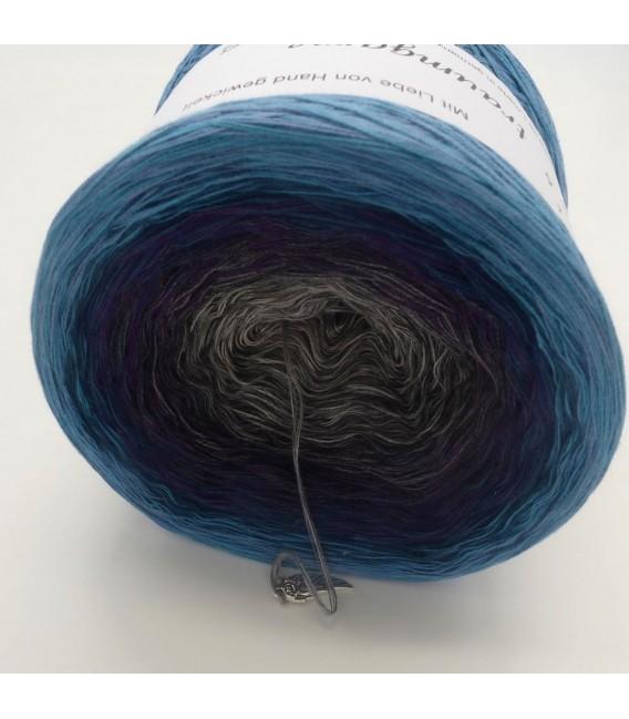 Märchen der Unendlichkeit (Fairytale of infinity) - 4 ply gradient yarn - image 7