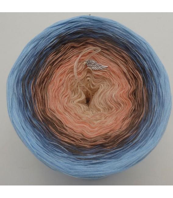 Märchen der Seele (Fairy tale of the soul) - 4 ply gradient yarn - image 7