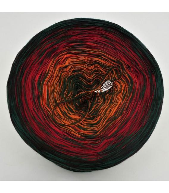 Weihnachtsgeschichte (Christmas story) - 4 ply gradient yarn - image 2