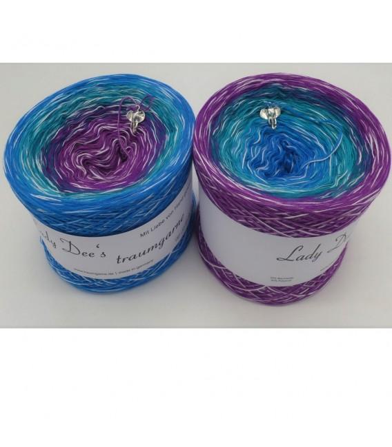Sensation - 4 ply gradient yarn - image 1