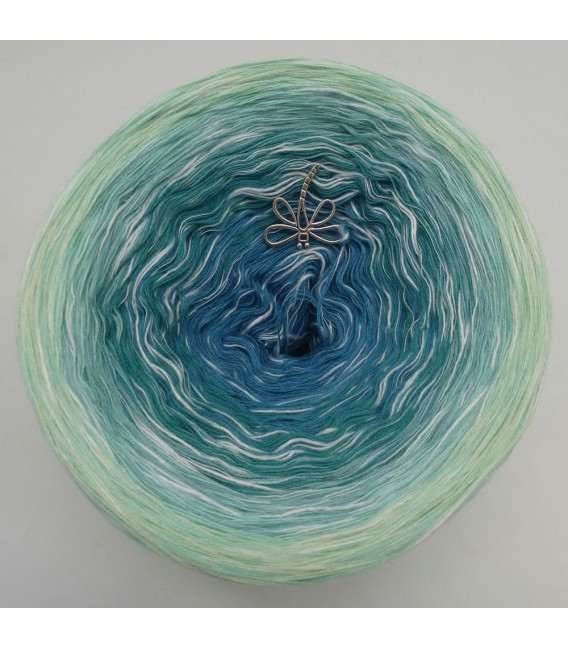 Leises Flüstern (Silent whisper) - 4 ply gradient yarn - image 3