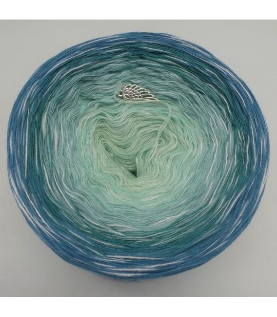 Leises Flüstern (Silent whisper) - 4 ply gradient yarn - image 7