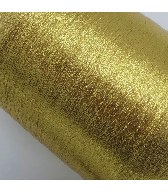 Beilaufgarn - Lurex Gold