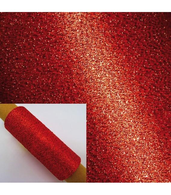 fil auxiliaire - Lurex lueur rouge - photo 1