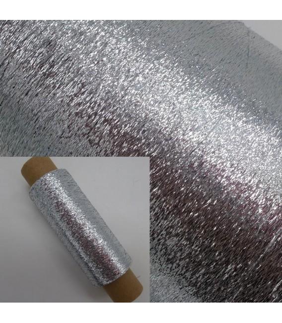 Auxiliary yarn - Lurex silver - image 1