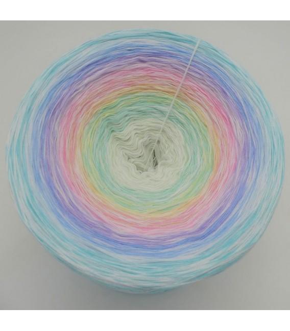 Whisper (chuchotement) Gigantesque Bobbel - 4 fils de gradient filamenteux - photo 4