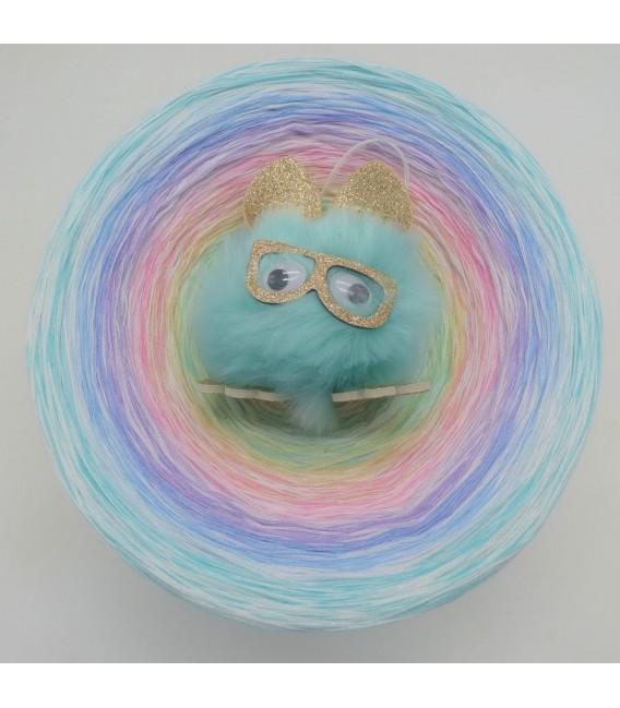 Whisper (chuchotement) Gigantesque Bobbel - 4 fils de gradient filamenteux - photo 7