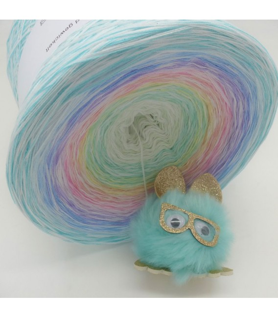 Whisper Gigantischer Bobbel - Farbverlaufsgarn 4-fädig - Bild 11